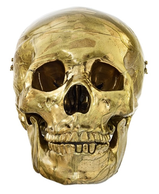 , 'Glorious Magnificent Imperial Gold Head,' 2011, Other Criteria