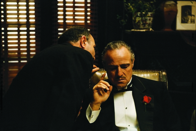 , 'The Whisper Marlon Brando in 'The Godfather', 1971,' 1971, Lumiere Brothers Gallery