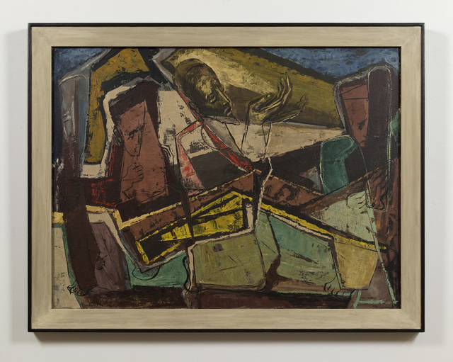 , 'Untitled,' 1946-1947, Russo Lee Gallery