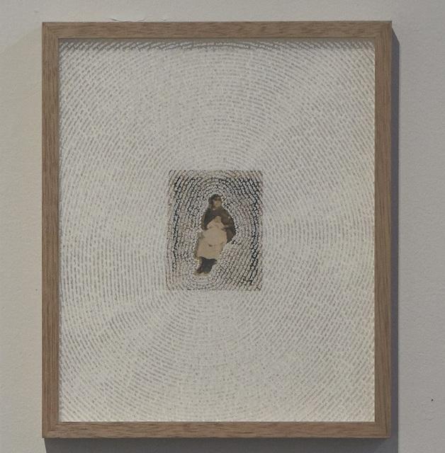 , 'Indigenous lady with baby,' 2015, Ruiz-Healy Art