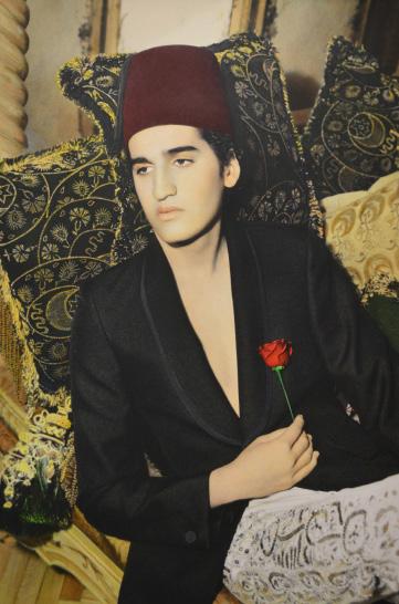 , 'Lonely Pasha, Cairo 2002,' 2002, Galerie Nathalie Obadia