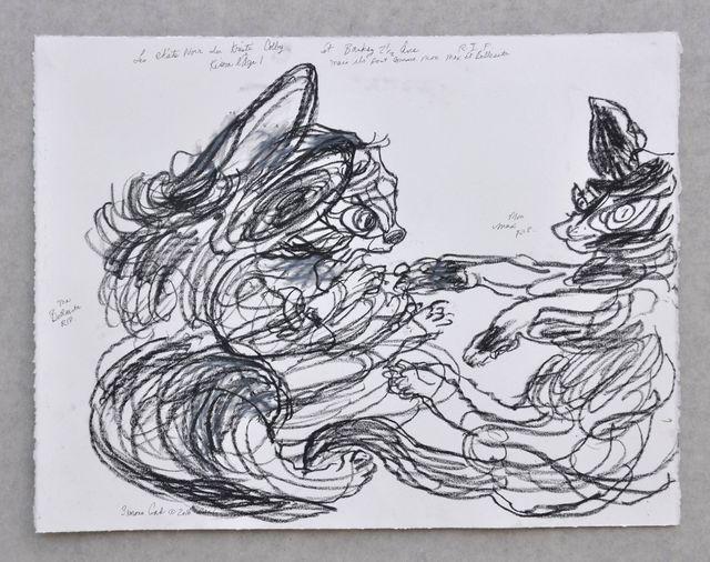 , 'Bella Et Max-Rip,' 2016, IFAC Arts