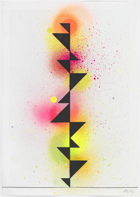 David Batchelor, 'Untitled', 2013, Gagosian
