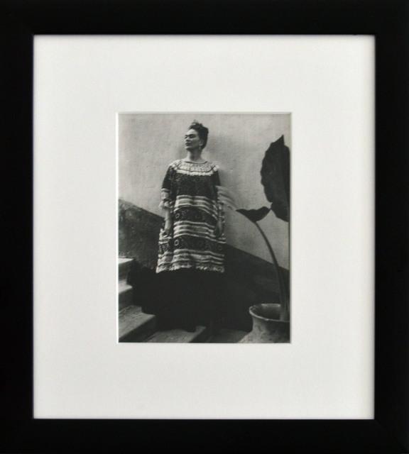 , 'Frida Kahlo, Casa Azul, Coyoacán Mexico ,' 1945, The Art:Design Project