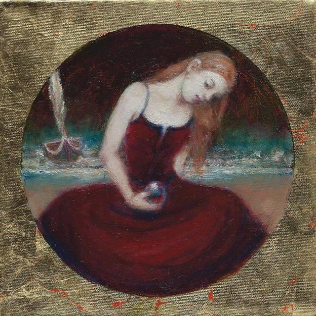 Cyn Mccurry, 'Crimson Tide', 2017, Ro2 Art