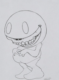 Untitled (Grin)