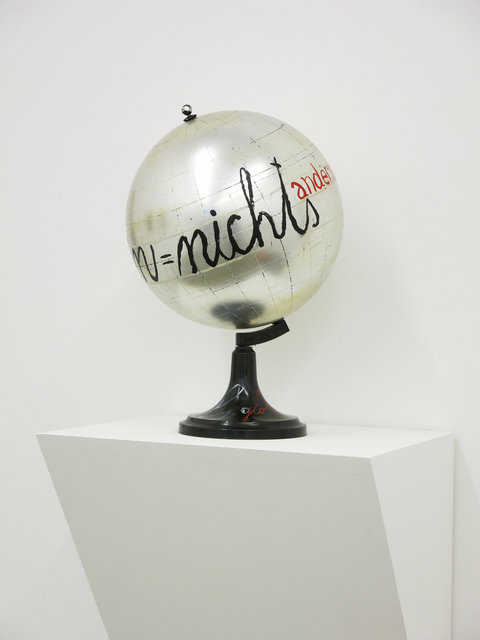 , 'Hegel globe / Hegel globus, c.,' 1977, Galerie Martin Janda