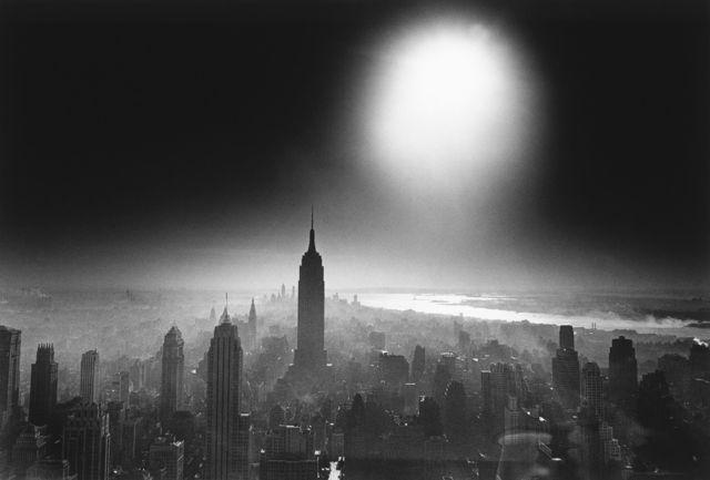 , 'Atom Bomb Sky (Manhattan),' 1955, HackelBury Fine Art