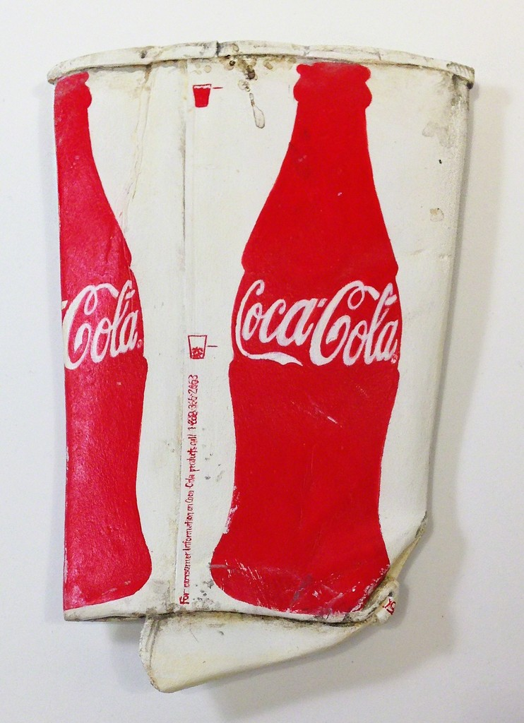 Tom Pfannerstill, 'Coca Cola Cup,' 2010, Jonathan Novak Contemporary Art