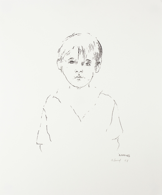Rafael Coronel, 'La infancia', Bernardini Art Gallery & Auction House