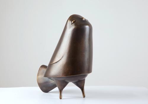 , 'The Bird,' 2016, al markhiya gallery