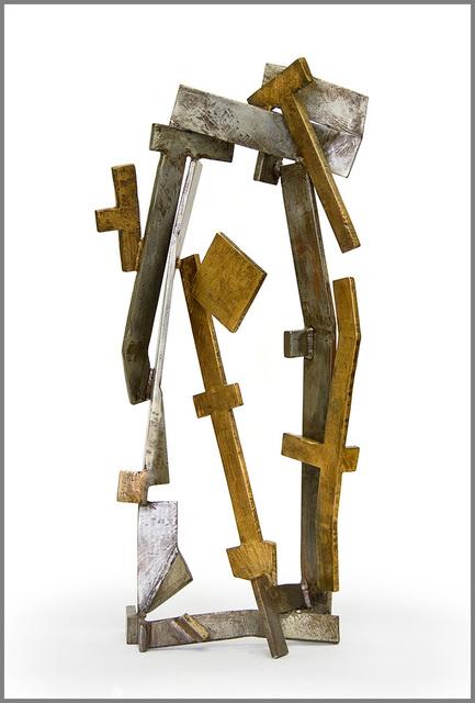 , 'Steel Bronze,' 1986, The McLoughlin Gallery
