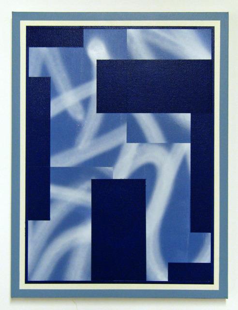 , 'Hard-Edge Painting #1412,' 2014, Hionas Gallery
