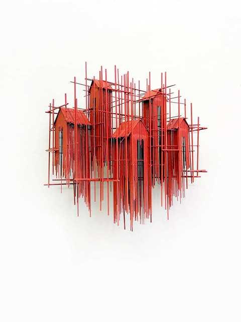 , 'Pequeña comunidad I,' 2019, Danysz Gallery