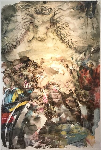 , 'Reminiscence (Anagrams) 96.104,' 1996, Eckert Fine Art