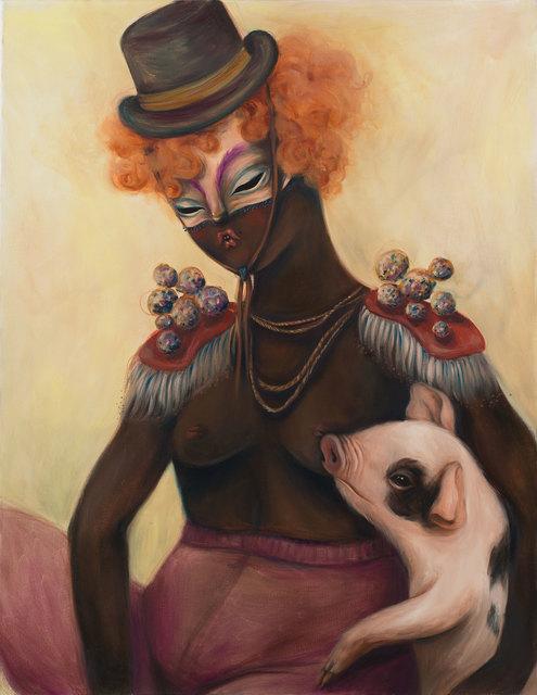 , 'Gordita de Chicharron,' 2017, Weinstein Gallery