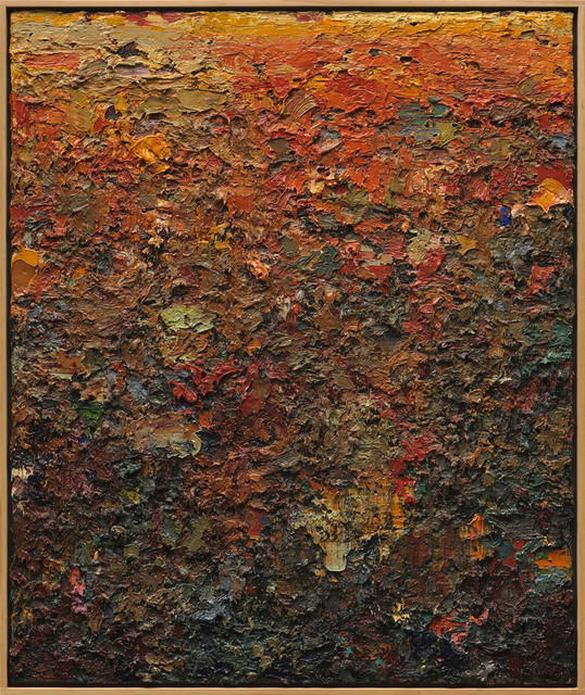 , 'Paintscape 2,' 2011, Seager Gray Gallery