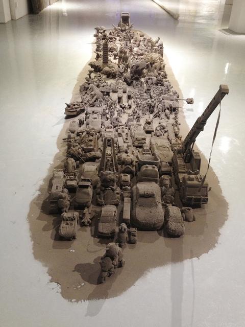 , 'Ash · Dust III,' 2011-2016, Leo Gallery