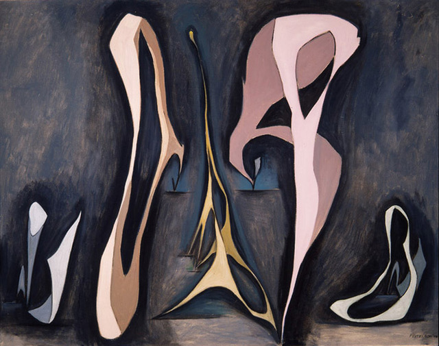 , 'Mirabilia, Magical Forms,' 1945, Louis Stern Fine Arts