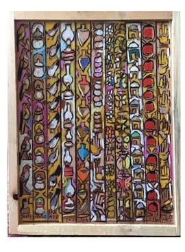 , 'My diaries series,' 2017, Galerie Janine Rubeiz
