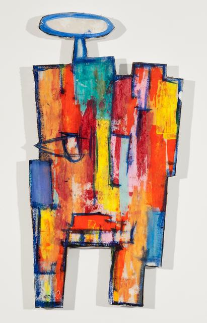 , 'Amber,' 2017, Ki Smith Gallery