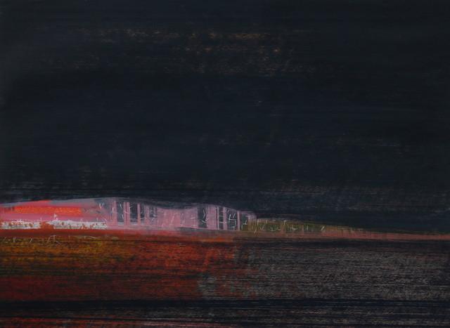 , 'Approaches 7,' 2018, Reuben Colley Fine Art