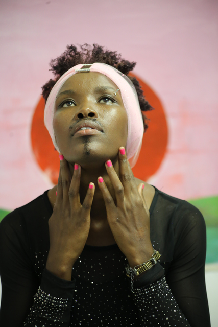Nomusa Mtshali, 'Unondevu I', 2020, Photography, Digital Print of Performance Still, PROTO Gallery