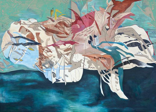 Florentijn de Boer, 'The water turned her skin sky,', 2019, Rademakers Gallery