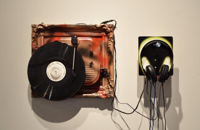, 'Vertical Vinyl,' 2015, Winston Wächter Fine Art