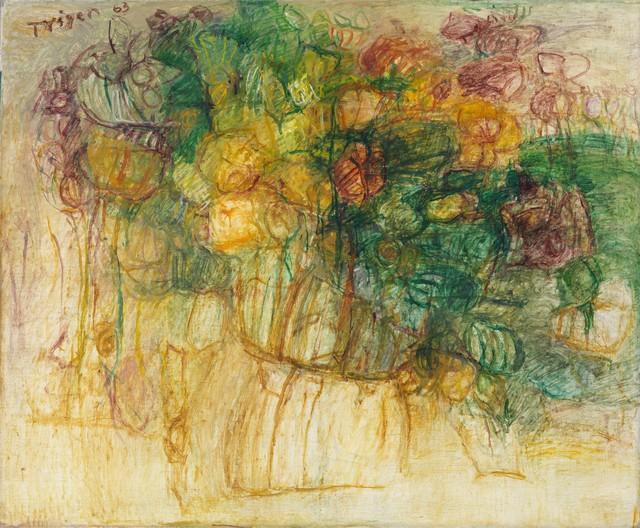 , 'Blumenstillleben,' 1963, Galerie Michael Haas