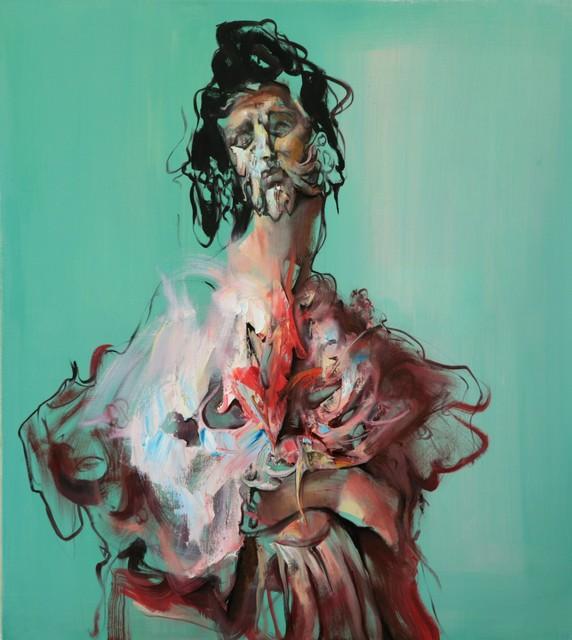 , 'Hommage an Alessandro Bostelmann,' 2018, Lachenmann Art