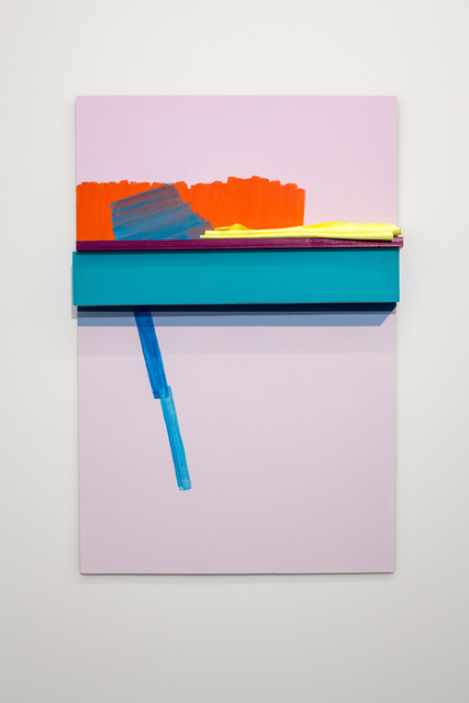 , 'Painted Angles (Accumulation II),' 2017, BERG Contemporary