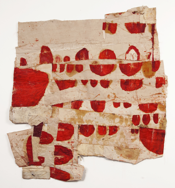 , 'Bollenarbeit NR. 286,' 2014, Clark Gallery