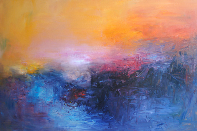 MD Tokon, 'The Sunset 2', 2015, Isabella Garrucho Fine Art
