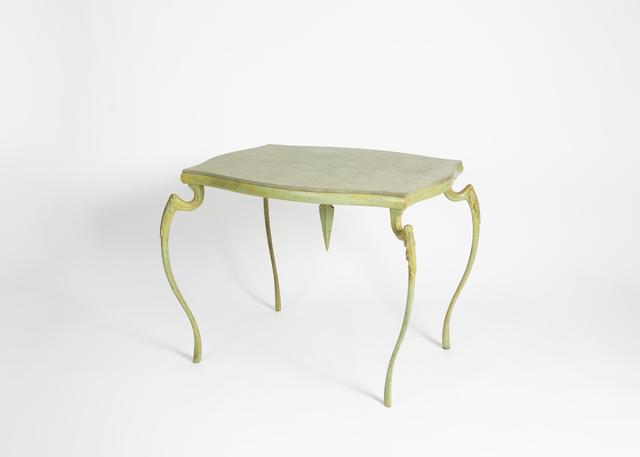 """, '""""Saint James,"""" Table,' ca 1992, Maison Gerard"""