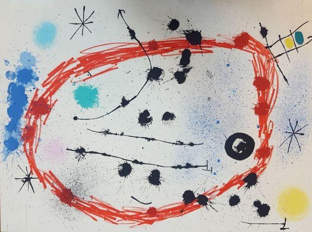 Joan Miró, 'Broken Circle', 1964, Baterbys