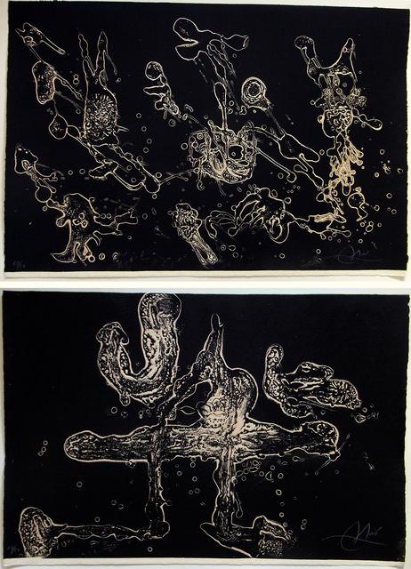 Joan Miró, 'Barcelona', 1972-1973, Invertirenarte.es