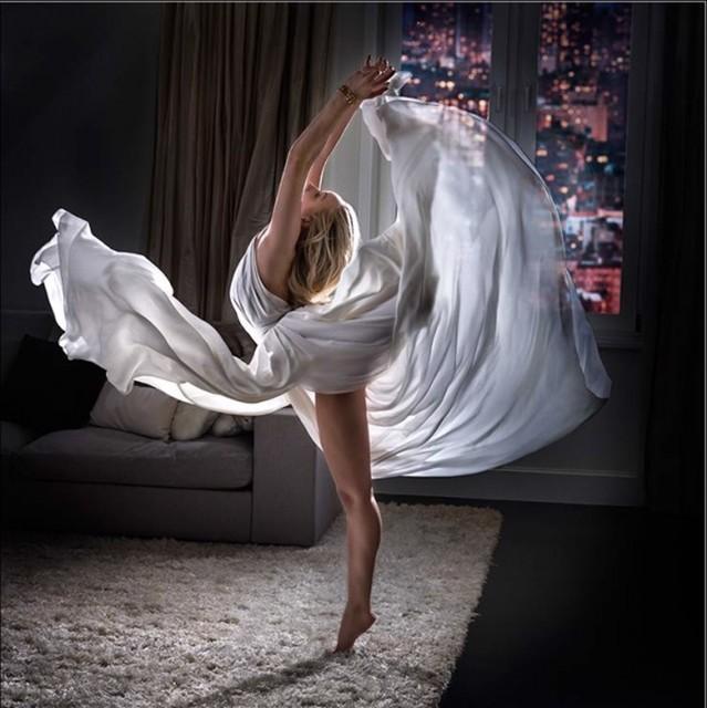 David Drebin, 'White Night', 2010-2020, Photography, Diasec, Onessimo Fine Art