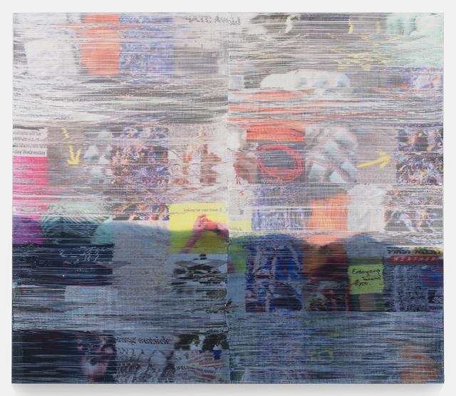 , 'First Alert,' 2019, Jessica Silverman Gallery