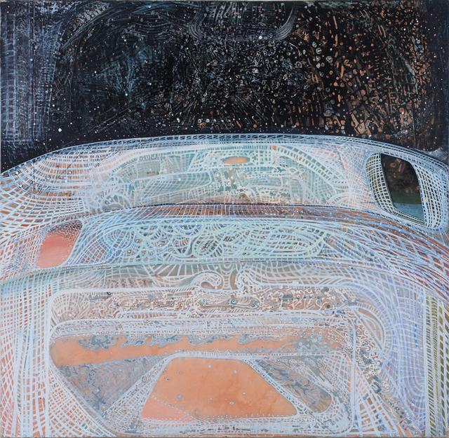 , 'White Night,' 2017, Albert Merola Gallery
