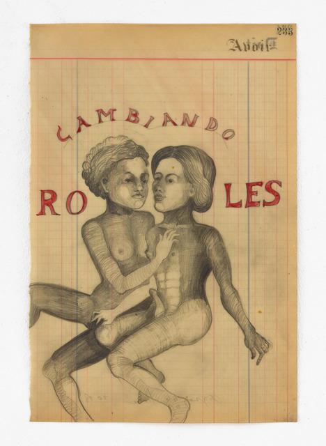 , 'Cambiando Roles,' 2018, Bendana   Pinel
