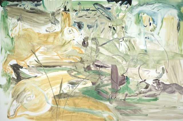Cecily Brown, 'Untitled,' 2012, Two Palms