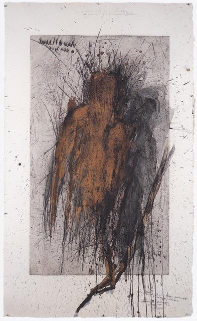, 'Doppelgänger, Erdmann und sein Schatten, 1992,' 1992, Ditesheim & Maffei Fine Art