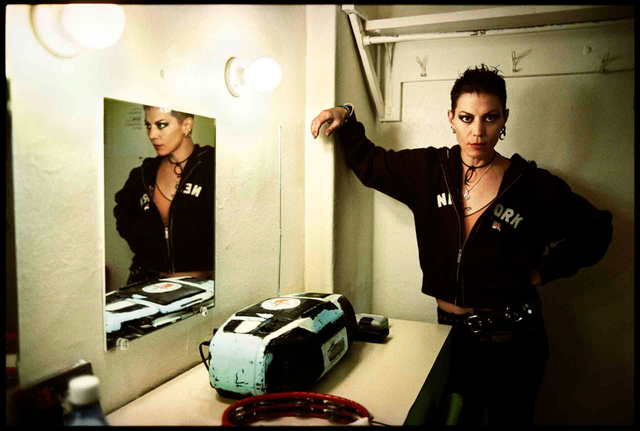 , 'Joan Jett,' 2001, Milk Gallery