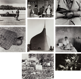 David Goldblatt, 'Selected images of South Africa,' 1972-1986, Phillips: The Odyssey of Collecting