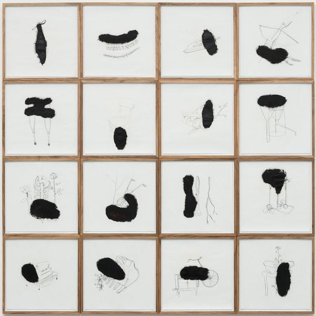 Nino Cais, 'Sem título [Untitled]', 2017, Casa Triângulo