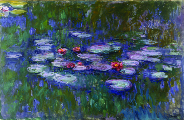 , 'Nympheas (Water Lilies),' , Blanton Museum of Art