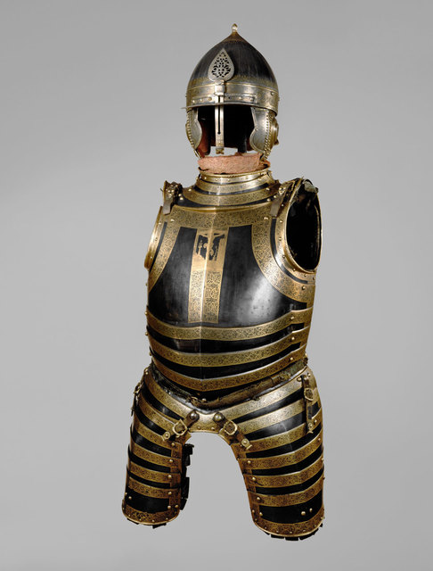 , 'Armour of Stephan Báthory, King of Poland (1533-1586),' Ca. 1560, Centre for Fine Arts (BOZAR)