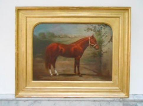 , 'Caballo,' 1885, Grimaldi