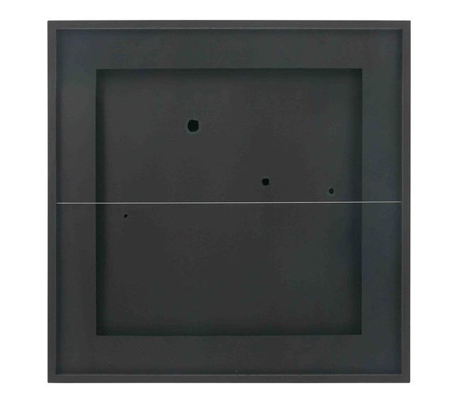 , 'Em Cima da Linha, da série Desenho Objeto,' 1976, Galeria Millan